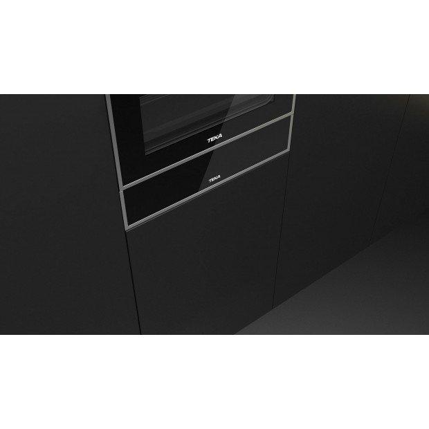 Шкаф для подогрева посуды TEKA CP 15 GS BLACK-SS